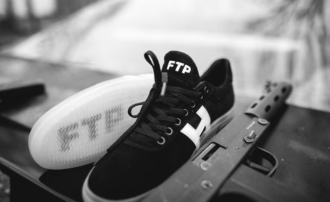 Huf X FTP Sneaker Collaboration