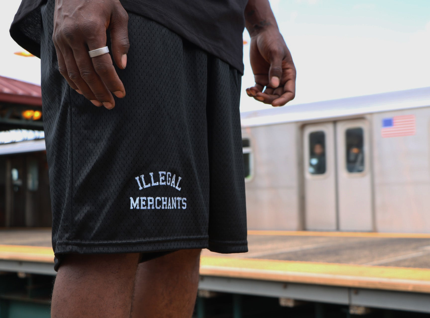 Illegal Merchants V4NY Streetwear