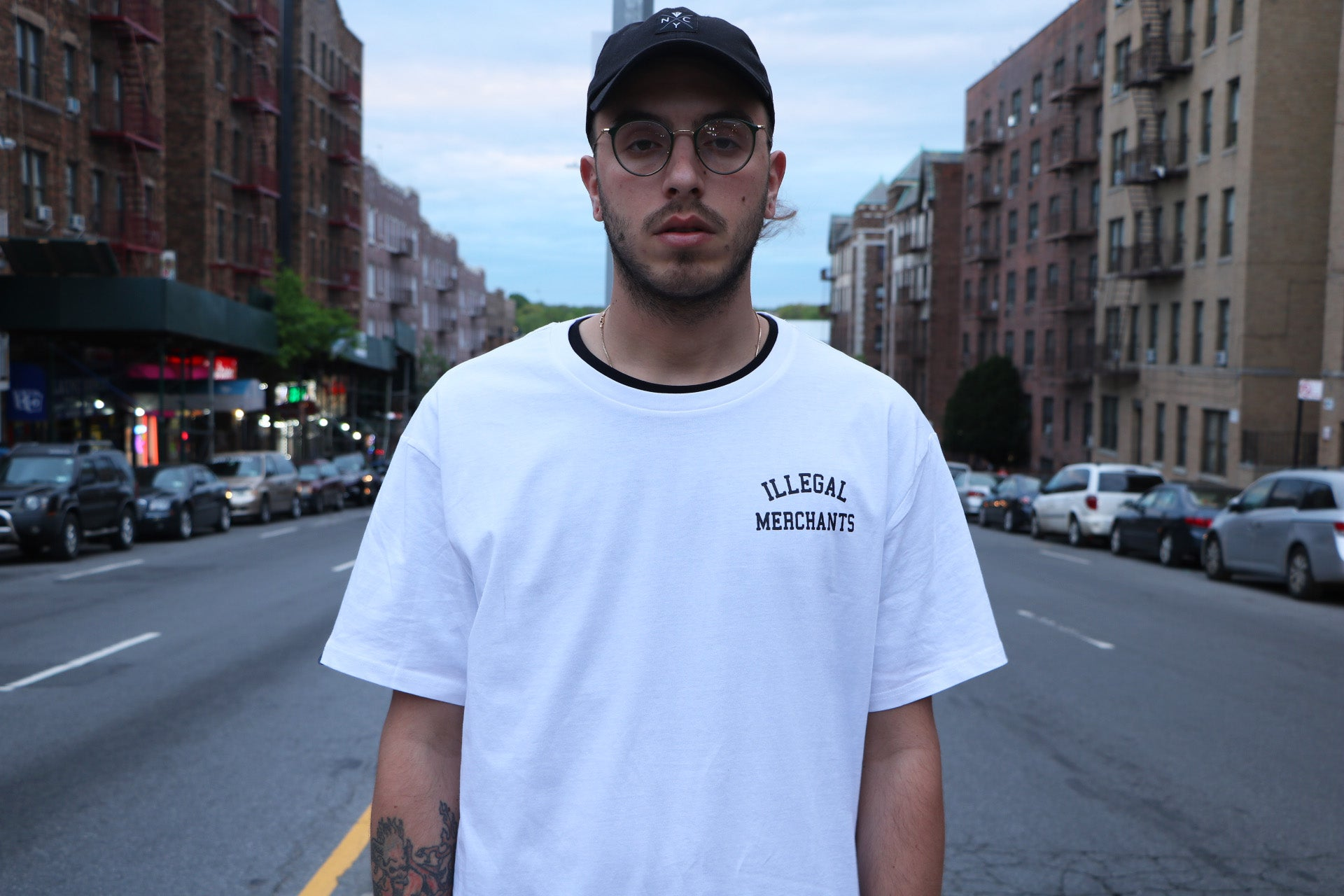 ILLEGAL MERCHANTS LOOKBOOK V4NY SUPREME PALACE