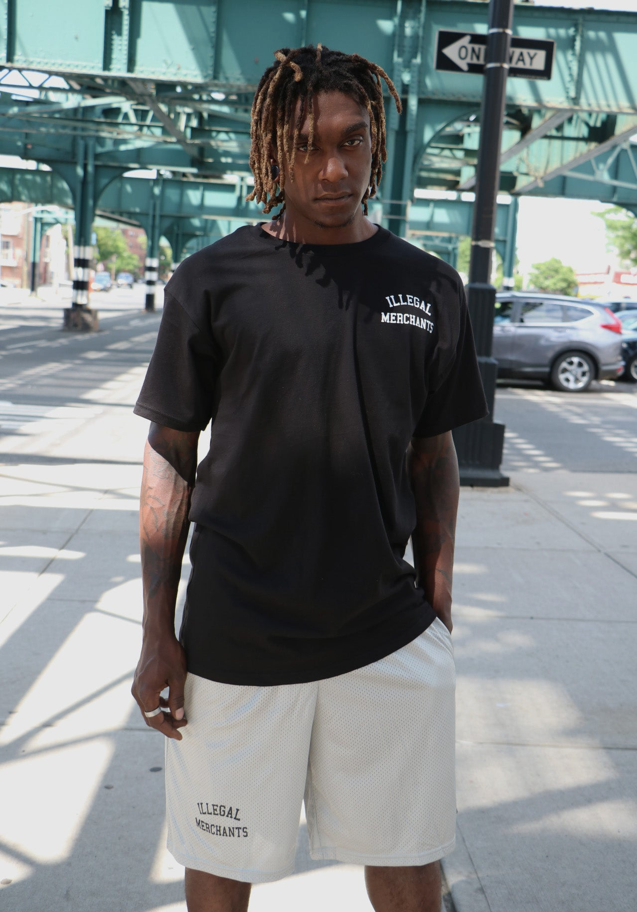 Illegal Merchants V4 New York Stussy Streetwear