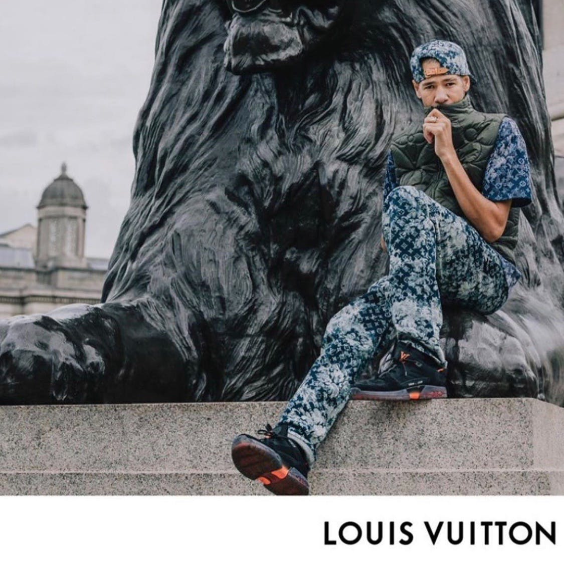 Lucien Clarke Louis Vuitton Thrasher Mag