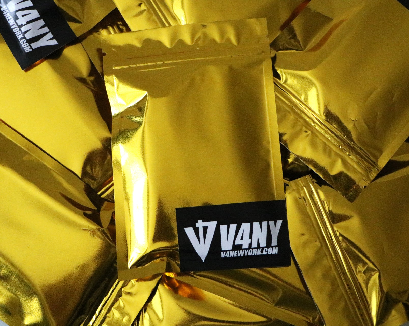 V4 New York Gold Packs