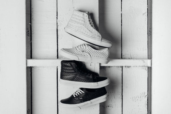 Vans Spring 2016 Perforated Stars Pack