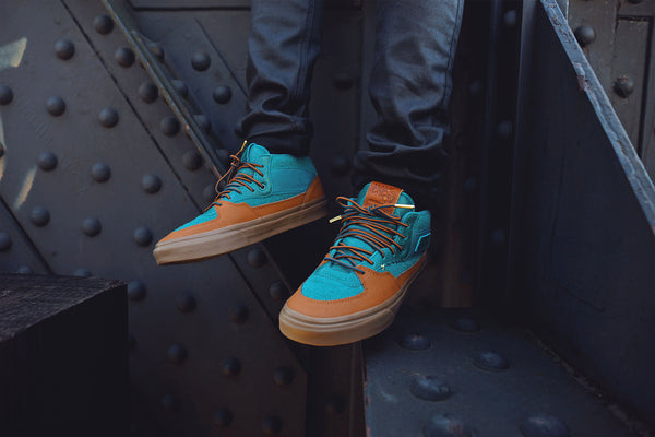 Vans Vault x Sole Classics 10 Seasons Collaboration