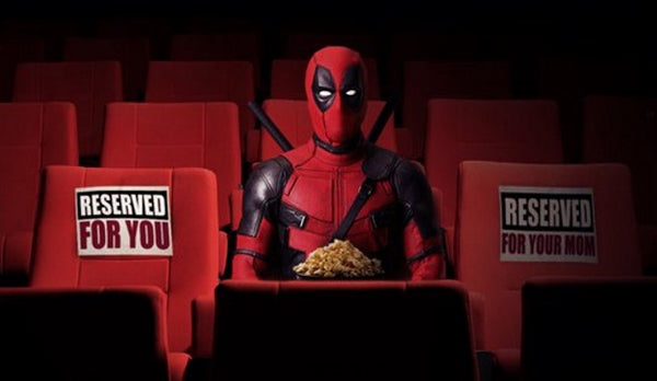 Deadpool, Box Office Hit.