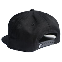 V4 New York Illegal Merchants Black Snapback back