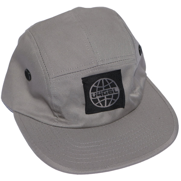 V4GBL Grey Camp Hat V4NY