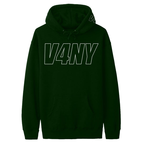 V4NY Outline Hoodie Product Shot