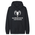V4NY Cash For Souls Hoody Streetwear NYC