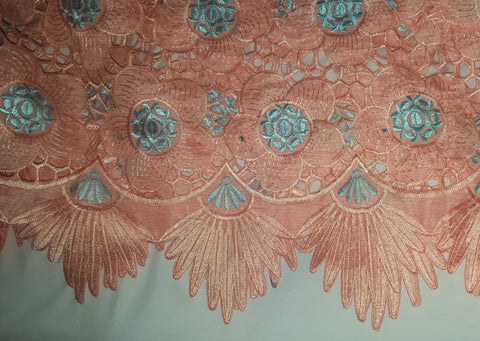 Nigerian Lace fabric