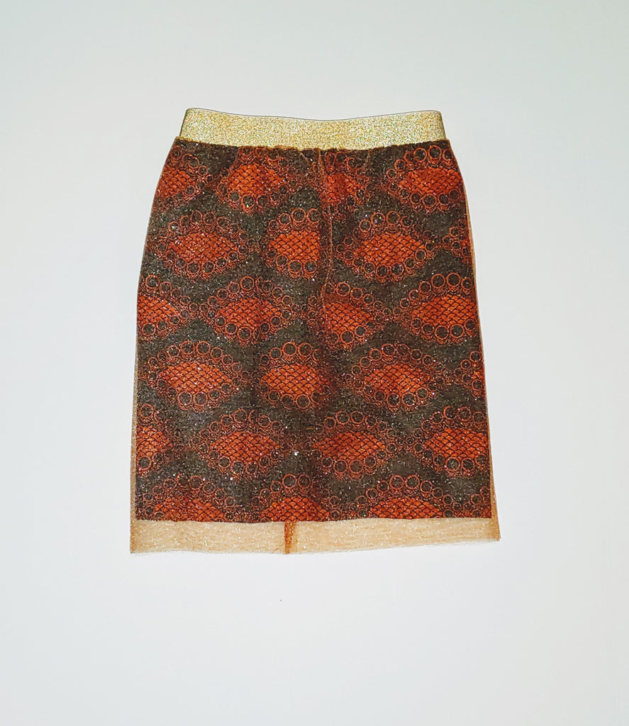 Halloween inspired skirt - Pre-Order
