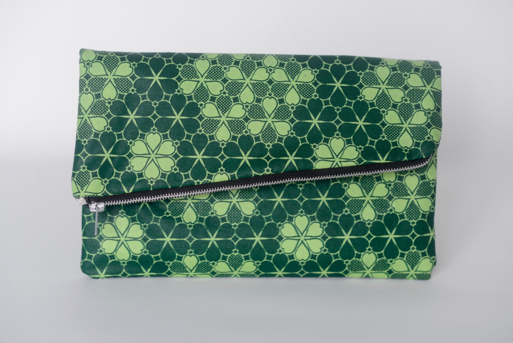 Udeme (Clutch) - Green