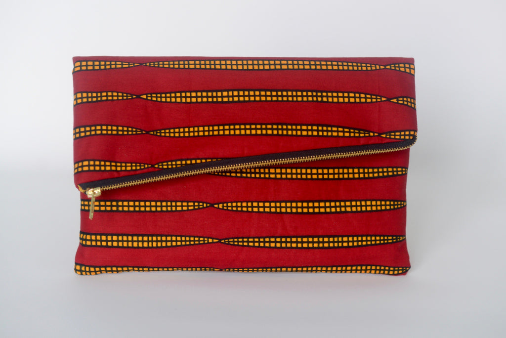 Udeme (Clutch) - Red/Yellow