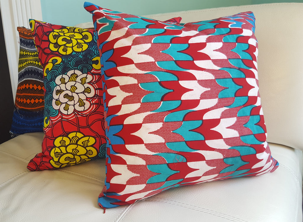 "Decorative Pillow 18"" without insert"