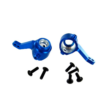 RedCat Racing Aluminum Steering Knuckle, Blue  (02131)