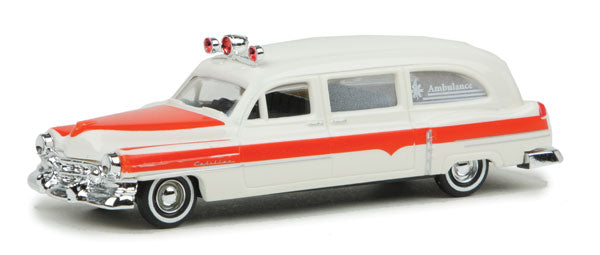 1952 Cadillac Station Wagon Ambulance (189-43457)