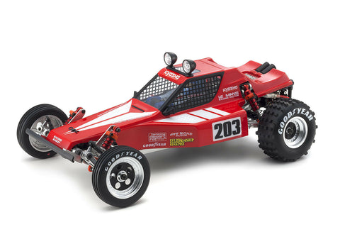 Kyosho 1/10 Tomahawk Off-Road Racer Buggy Kit (30615B)