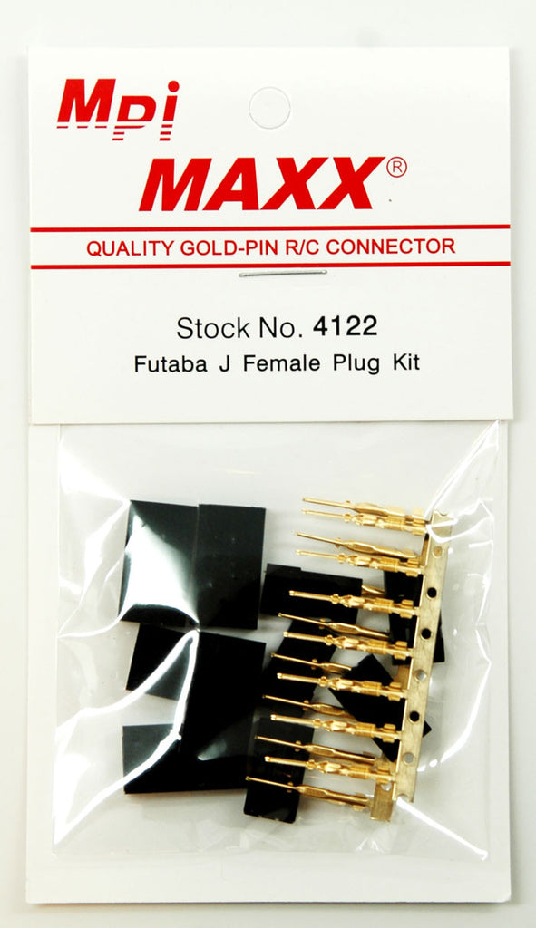 FUTABA J FEMALE KIT (4122)