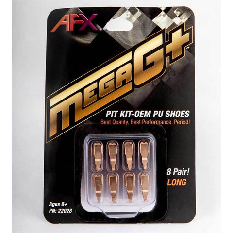 AFX Mega-G+ Slot Car Pit Kit Long Pick-Up Shoe Set  (AFX22028)