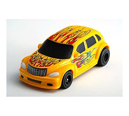 AFX PT Cruiser, Yellow Frame (AFX9492)