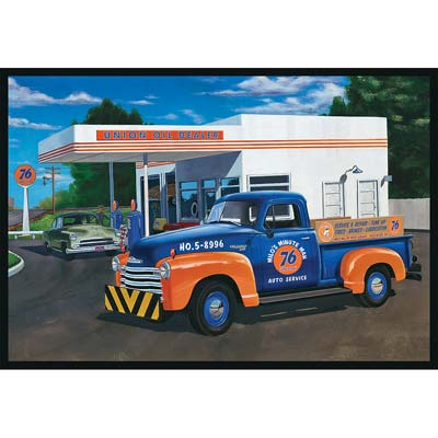AMT 1/25 1950 Chevy Pick-Up (AMT1076)
