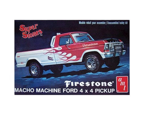 AMT 1/25 '78 Ford Pickup (AMT858)