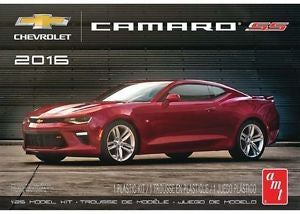 AMT 1/25 2016 Chevy Camaro SS (Color Version)  (AMT979M)