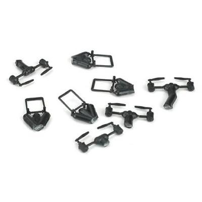 Athearn HO Cylinder/Swing Hanger Set, F7/GP7 (ATH42012)