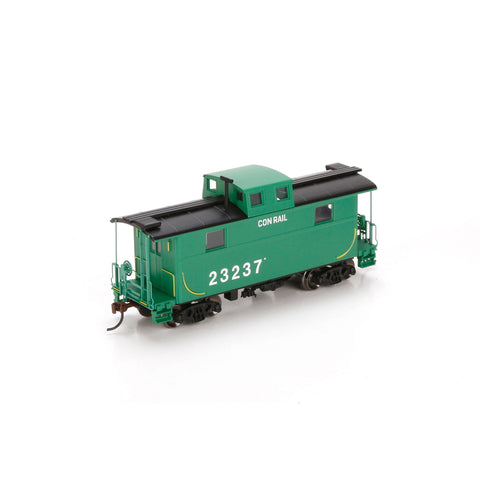 Athearn HO RTR Eastern Caboose, CR/Green/Ex-PC #23237 [ATH74343]