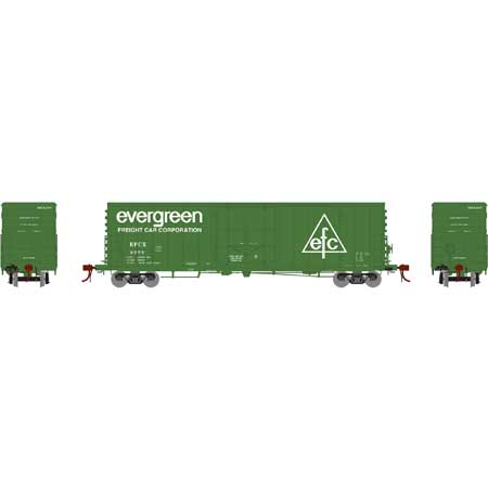 "Athearn HO 50' PC&F Riveted Box w/10'6"" Door, EFCX #2777 [ATHG26798]"