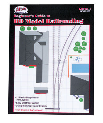 Atlas Beginners Guide To HO Model Railroad (ATL9)
