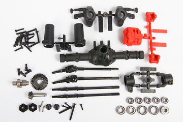AR44 Locked Axle Set (Front or Rear) (Complete) (AX31438)
