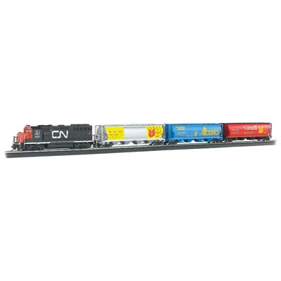 Bachmann Harvest Express Set HO  (BAC00735)