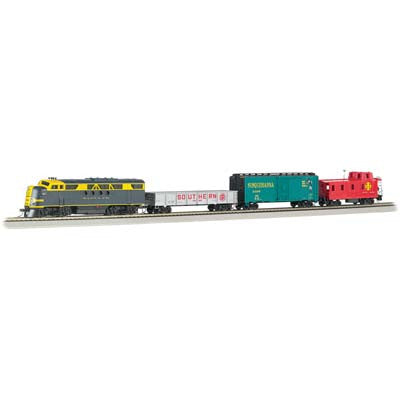 Bachmann Blue Lightning Set E-Z App Bluetooth HO (BAC01501)