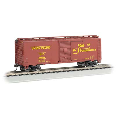 Bachmann 40' Steam Era Box Car Union Pacific HO (BAC15002)