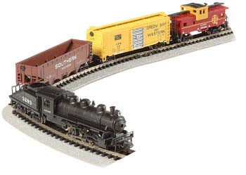 Bachmann Yard Boss Set N (BAC24014)