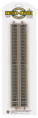 "Bachmann 10"" Straight Nickel Silver (6) N (BAC44815)"