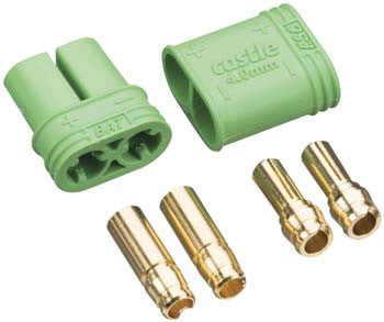 4mm Polarized Bullet Connector (CSEG0065)