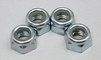 Dubro Nylon Insert Locknut 5mm (4) (DUB2175)