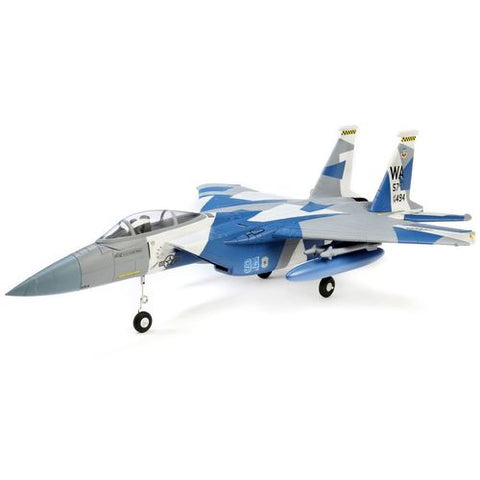 E Flite F-15 Eagle 64mm EDF BNF with AS3X & SAFE (EFL9750)