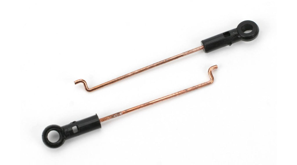 BLADE Servo Pushrod Set with/Ball Link (2): BMSR  (EFLH3008)