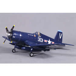 F4U 800mm RTF, Blue, V2  (FMM022R)