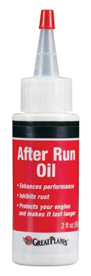 Great Planes After Run Engine Oil 2 fl oz (GPMP3001)