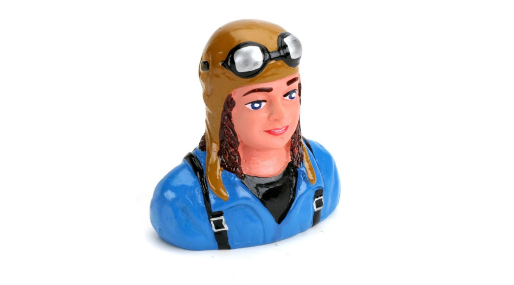 Hanger 9 1/6 Pilot - 'Linda' with Helmet and Goggles (HAN9115)