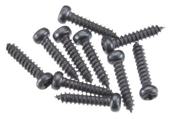 HPI Racing TP Button Head Screw M2.6x14mm (HPI101249)