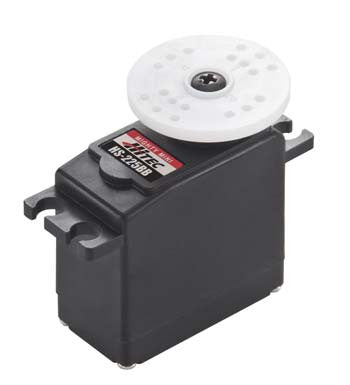 Hitec HS-225BB Mighty Mini BB Servo U (HRC31225S)