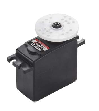 Hitec HS-225MG Mighty Mini Metal Gear BB Servo U (HRC32225S)
