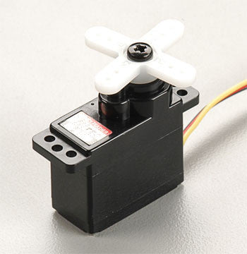 Hitec HS-65HB Mighty Karbonite Feather Micro Servo U (HRC33065S)
