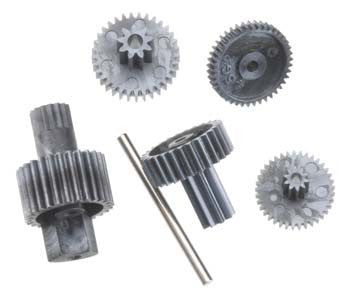 Hitec HS-45 Karbonite Gear Set (HRC55025)
