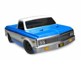 1972 Chevy C10 Clear Body, requires JCO2173:SLH  (JCO0267)